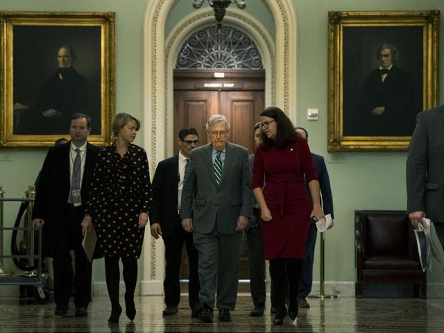 Le procès en destitution de Donald Trump s'ouvre au Sénat