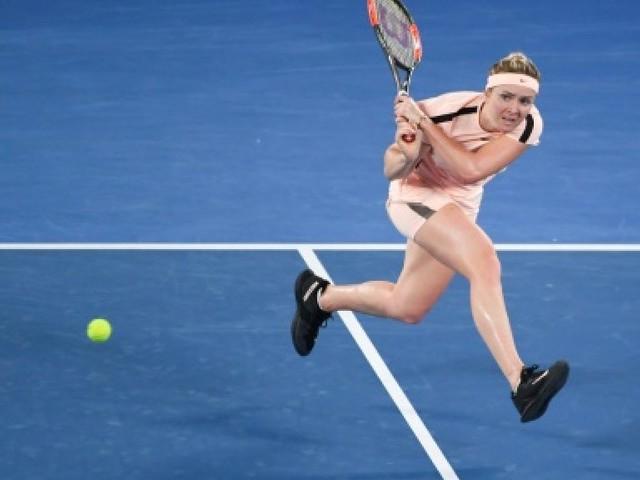 Open d'Australie: Elina Svitolina prend l'express pour les quarts