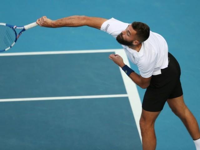 Tennis: Paire-Humbert, une finale 100% française à Auckland