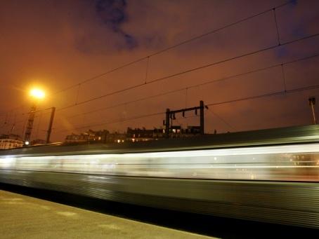 """Vent de fronde en banlieue parisienne contre le CDG Express, le """"train des riches"""" des JO-2024"""