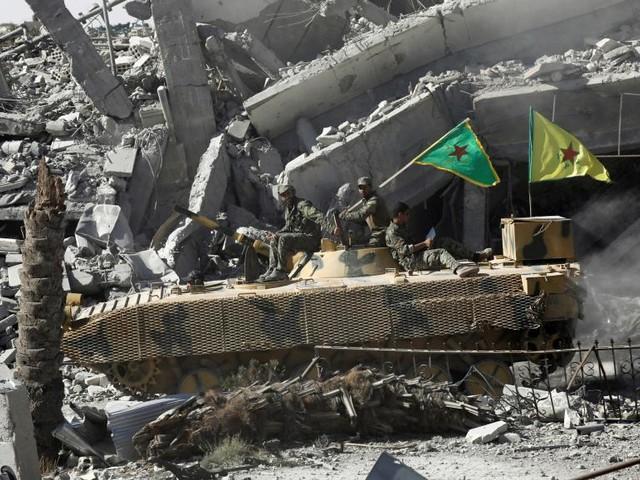 Syrie: quel avenir pour Raqqa, ville libérée de l'EI mais détruite à 80%