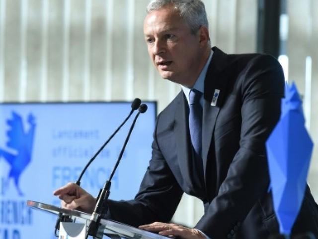 Le Maire appelle l'industrie française à redresser la tête, en lançant la French Fab