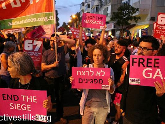 La société israélienne dans le déni de l'occupation