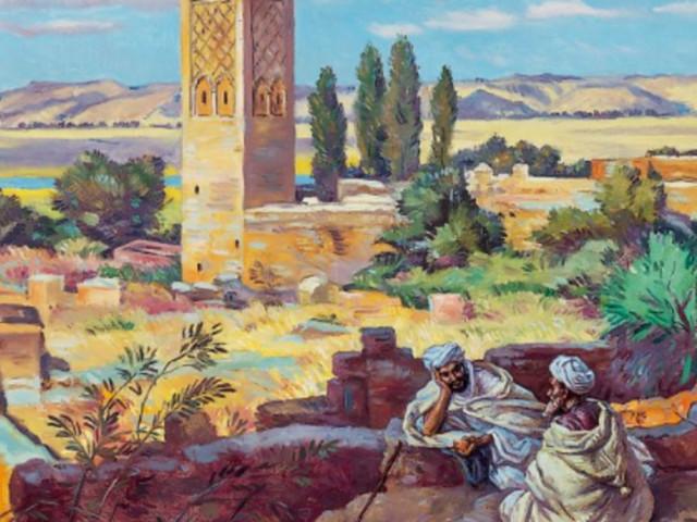 La N'zaha de Rabat, une histoire, un héritage
