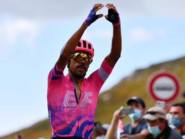Tour de France : Daniel Felipe Martinez dompte Puy Mary et s'offre la 13e étape