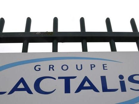 Lait contaminé: des centaines de plaintes déposées contre Lactalis