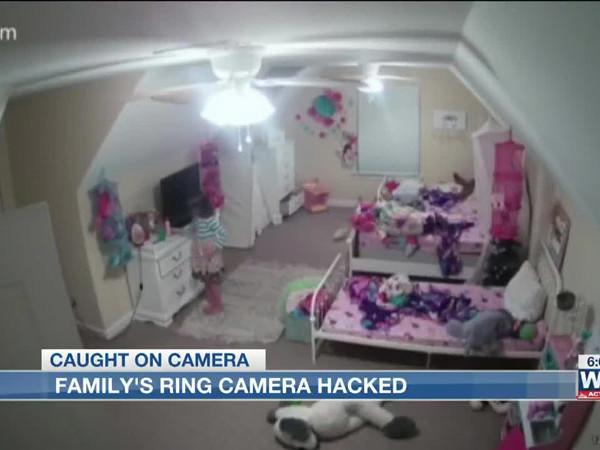 Caméra IP : un hacker terrifie une enfant de 8 ans dans sa chambre