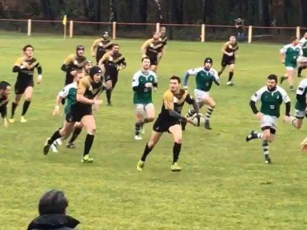 Vidéo. Rugby amateur : l'essai de la semaine pour Martignas (33)
