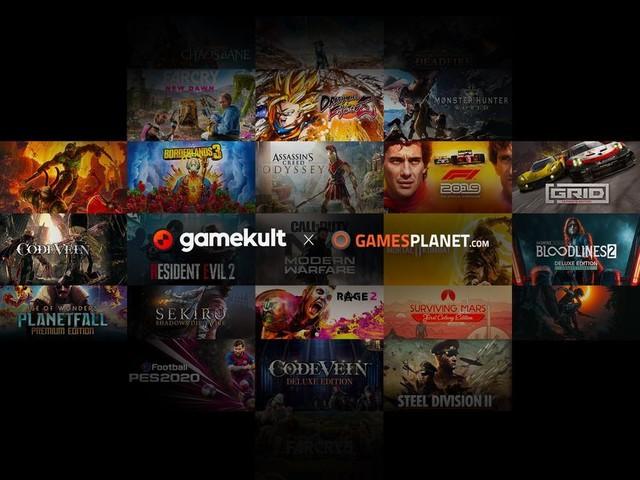 Nouveau sur gk - Nouvelle offre Premium : Gamekult + un jeu PC avec notre bundle Gamesplanet