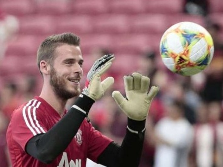La Juventus Turin lorgne la fin de contrat de David de Gea