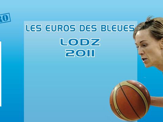 Les Euros des Bleues, Lodz 2011, La France décroche le bronze