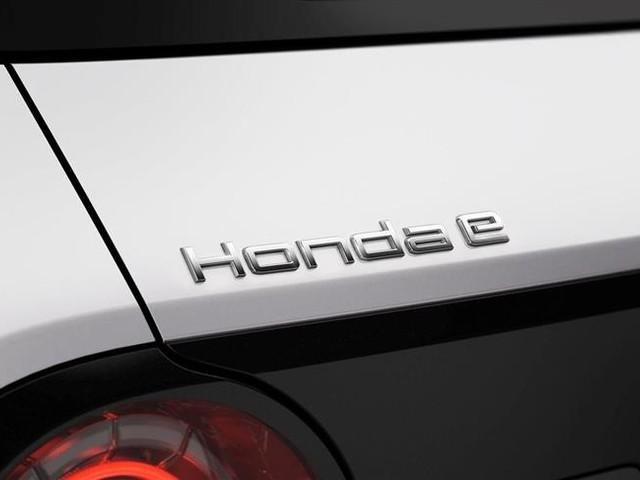 Honda e : la citadine électrique sera dévoilée au salon de Francfort