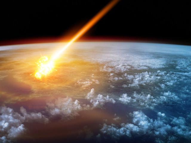 New York totalement détruite par un astéroïde durant une simulation