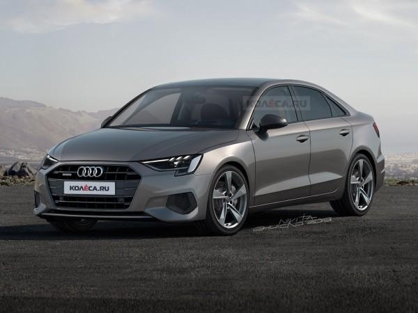 Voici la future Audi A3