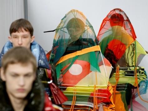 Craig Green: les extraterrestres débarquent sur la planète mode à Paris