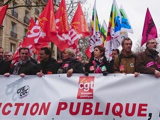 Le 22 mai, nouveau test pour les syndicats de fonctionnaires