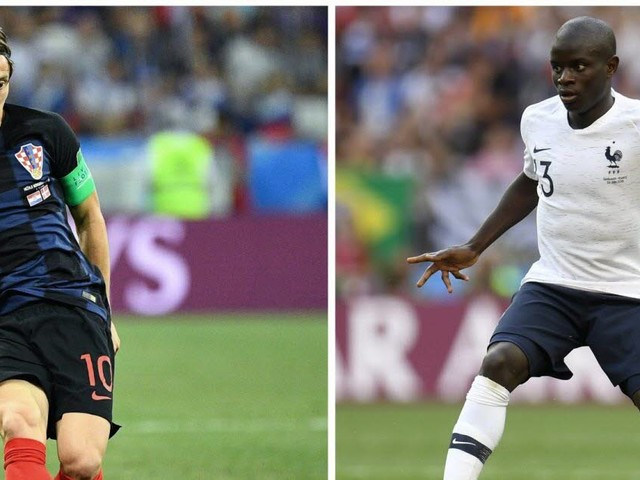 France - Croatie : la finale en cinq questions