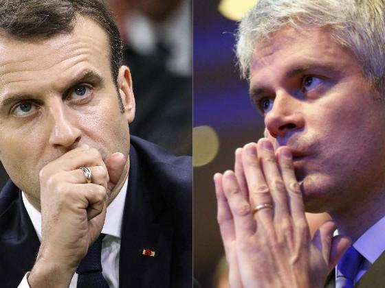 Wauquiez vs Macron : bataille pour des morceaux de droite