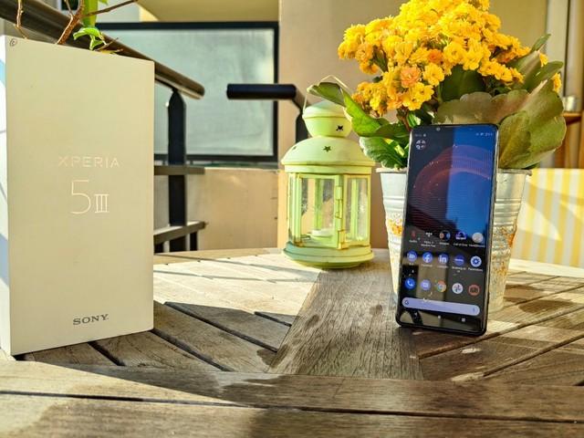 Test Sony Xperia 5 III : une version miniaturisée, moins chère et améliorée du Xperia 1 III
