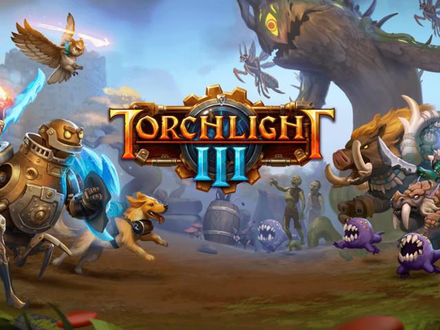 Le Tireur s'invite au casting de Torchlight III