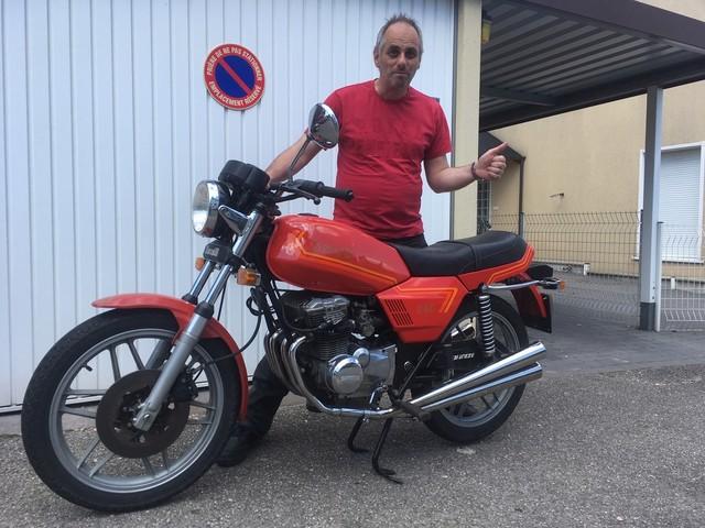 La moto classique de la semaine : Benelli 304
