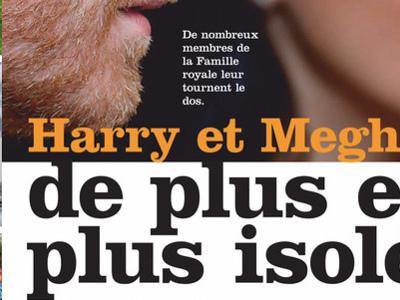Prince Harry, Meghan Markle, isolés, le geste très classe de la reine Elizabeth