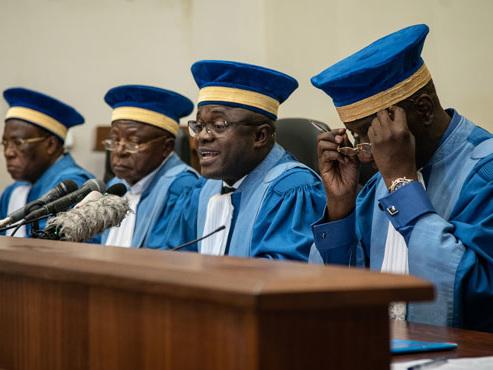 Félix Tshisekedi définitivement proclamé président de la RDC par la Cour constitutionnelle