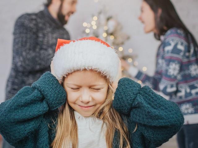 Pour éviter les débats pendant les repas de Noël, utilisez l'humour!