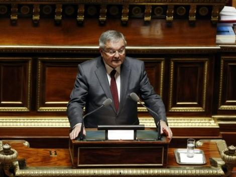 Assistants d'eurodéputés MoDem: l'ancien garde des Sceaux Michel Mercier mis en examen