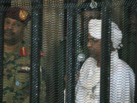 Soudan: pas d'objection des meneurs de la contestation pour remettre Béchir à la CPI