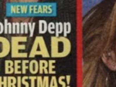 Johnny Depp, le choc, mort avant Noël, triste révélation (photo)