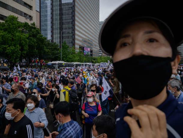 L'inflation immobilière persistante fragilise le président sud-coréen Moon Jae-in