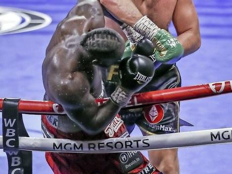 Tyson Fury conserve sa ceinture