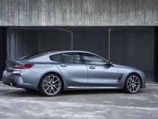 Rapport: BMW Série 8 Gran Coupé - En format pratique