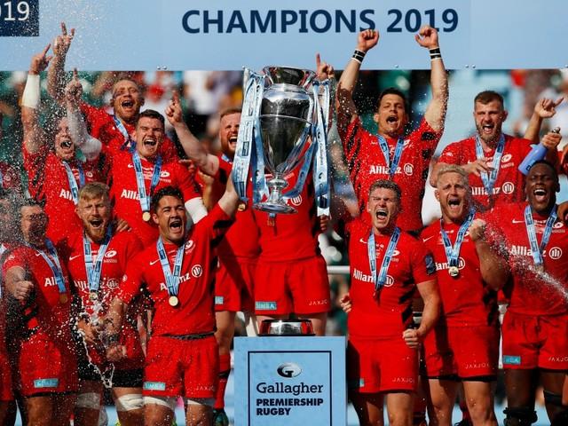 35 points retirés aux Saracens: le rugby anglais sous le choc