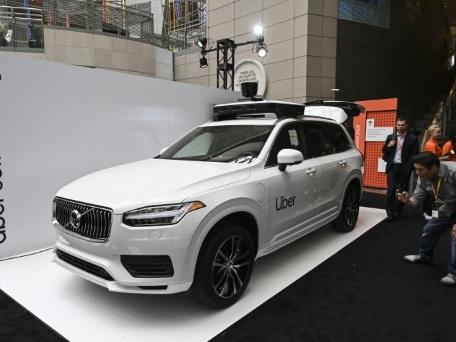 Uber achète une start-up spécialisée dans l'analyse de l'environnement des voitures autonomes