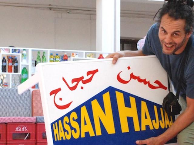 """[+212] Hassan Hajjaj: """"Je ne me suis jamais dit que mon travail se devait d'être politique"""""""