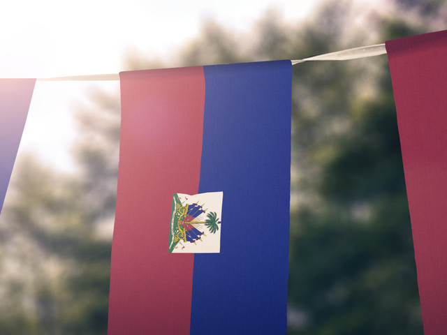 Haïti : 18 mai, fête du Drapeau!