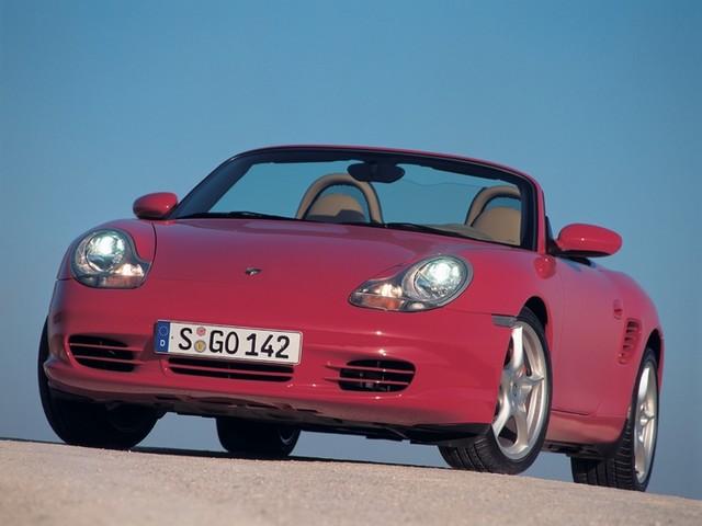 Porsche Boxster 986 (1996-2003) - Un miracle allemand, dès 10000€