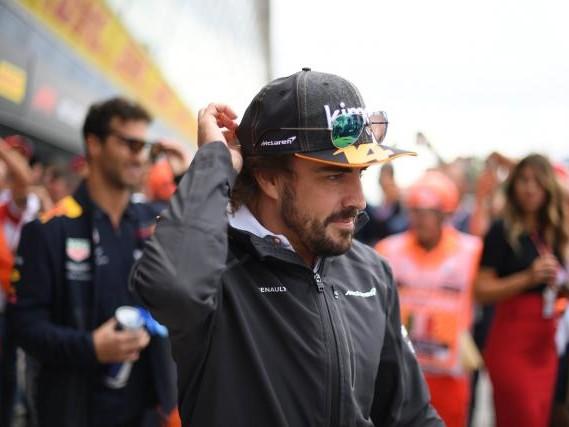 Rallye raid - Dakar - Fernando Alonso: «Le Dakar? Pas un futur pour moi»