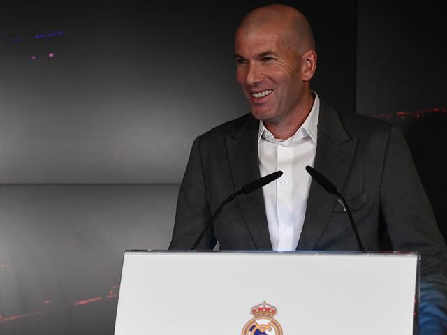 """Real Madrid - Zidane : """"C'est un plus gros défi, c'est une deuxième fois"""""""