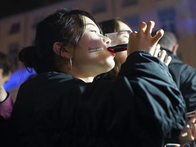 La fête du beaujolais nouveau ternie par les taxes américaines