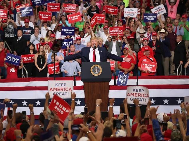 """Etats-Unis : Trump, """"four more years"""" ?"""