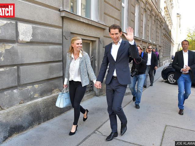 Qui est Sebastian Kurz, le vainqueur des législatives en Autriche?