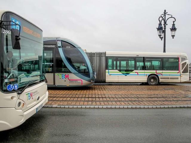 Transports en commun à Bordeaux : TBM explique comment elle désinfecte les bus et les tramways