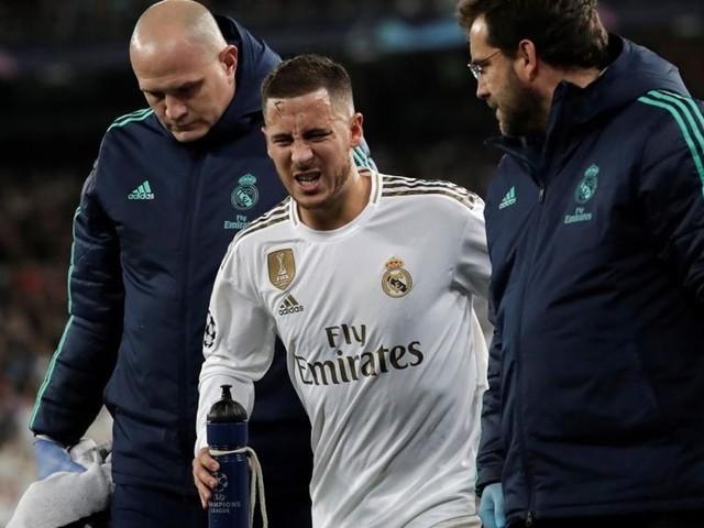 """Zidane sur la blessure d'Hazard : """"Il a démontré qu'il allait être important pour notre futur"""""""