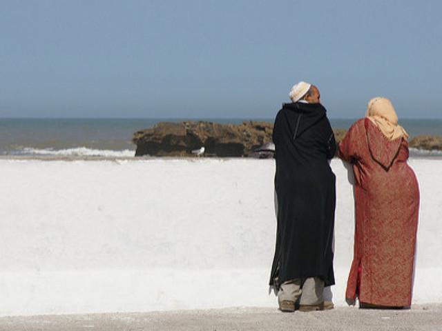 """Des épouses marocaines déguisées en """"bonnes"""""""