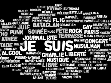 Je suis Charlie, Paris, Bataclan... and so on...