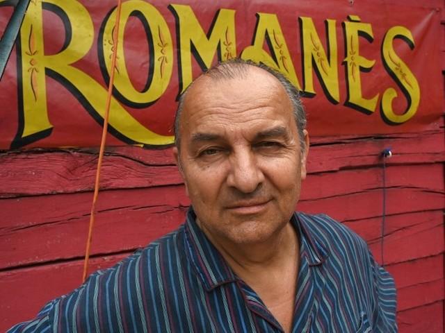 Le cirque en danger ? Entretien avec Alexandre Romanès, tzigane et poète