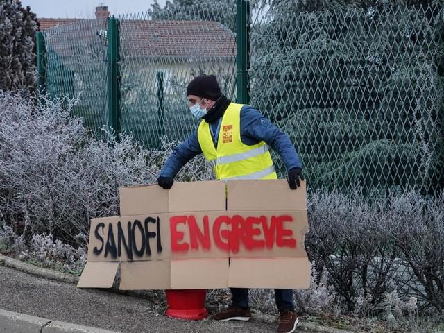 Sanofi va gâter ses actionnaires après l'envolée de son bénéfice, la CGT indignée